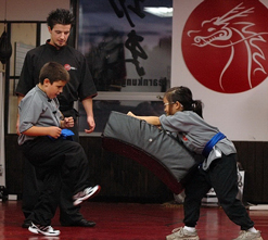Child mentoring - Patenaude Martial Arts